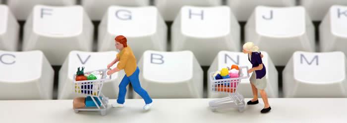 Soluciones de venta en la web