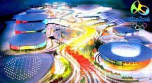 La Tecnología detrás de los Juegos Olímpicos