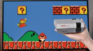 La consola NES vuelve Nintendo la relanza en versión mini