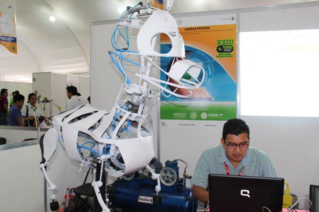Destaca el IPN en Semana Nacional de Ciencia y Tecnología