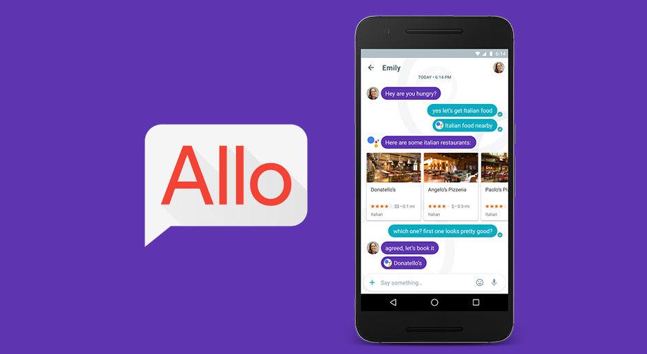 Google Allo, el Servicio de Mensajería que Pretende Competir con Whatsapp