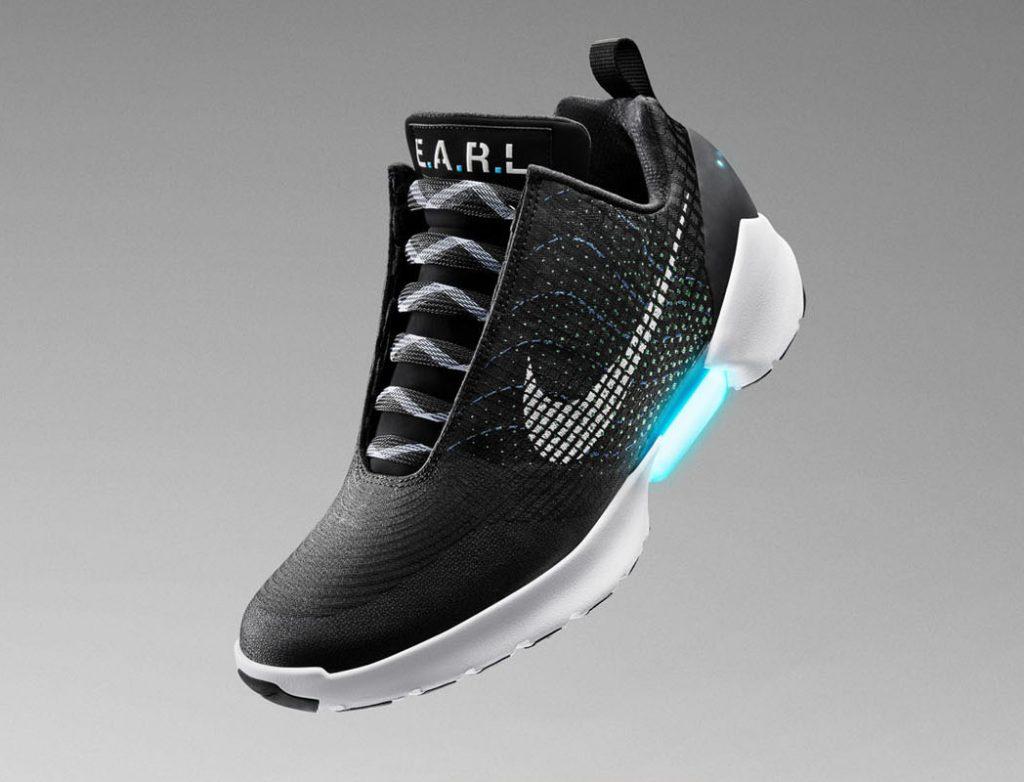 Nike HyperAdapt: los Tenis de 'Volver al Futuro' que Llegan en Noviembre