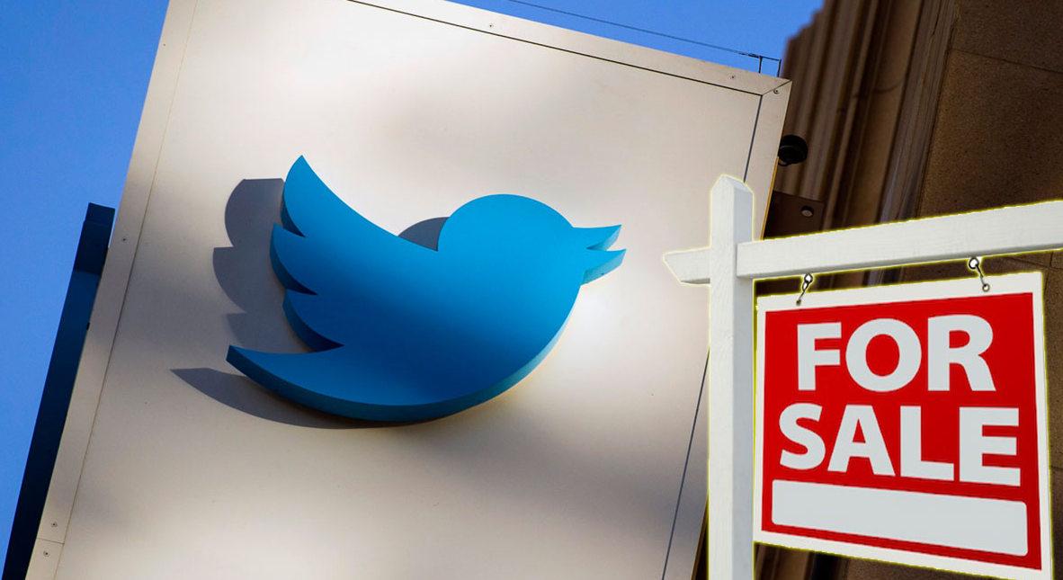 ¡Twitter en Venta!