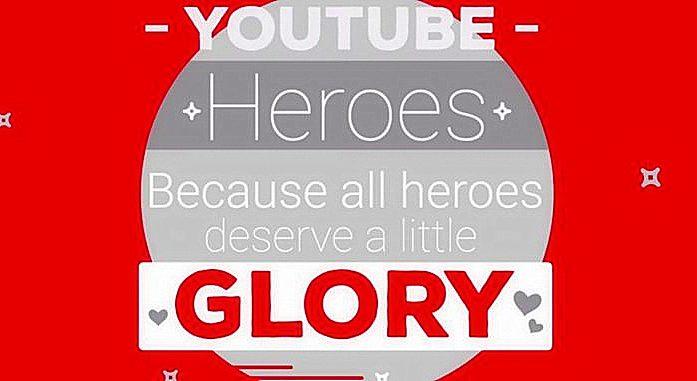 """YouTube Quiere """"Héroes"""" Voluntarios para sus Videos"""