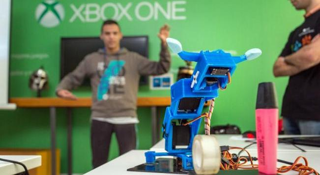 Microsoft da Inicio a la Semana de 'Hora del Código'