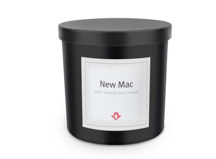Olor a Mac Nuevo