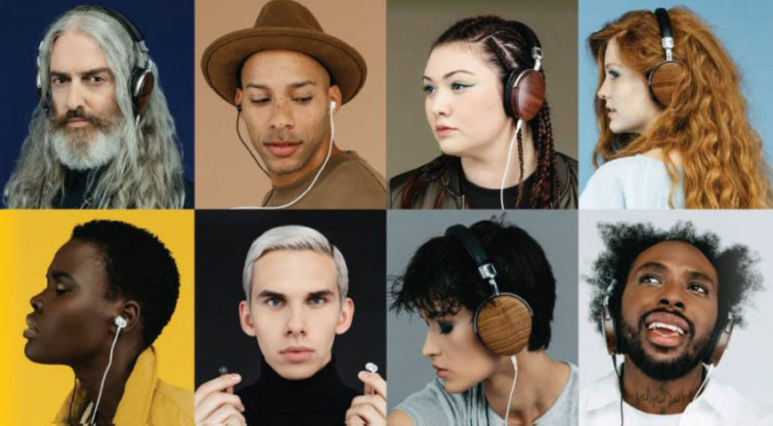 EVEN   auriculares que ajustan su sonido basado en cómo usted oye