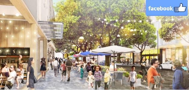 Facebook construirá su propio pueblo con 1.500 viviendas para sus trabajadores